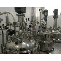 2000L automatic fermentor system with GMP standard