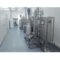 100L vaccine Fermenter system with customer SAT