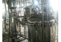 Airlift fermentors production