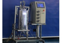 10L airlift light in situ sterilization bioreactor