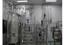 vaccine production line