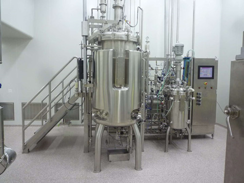 30L 300L fully automatic fermentation bioreactor for vaccine process