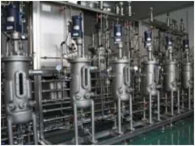 Multi Pharmaceutical Fermentation System