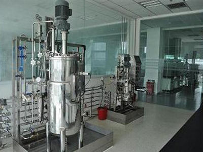 Pharmaceutical fermentation 150L
