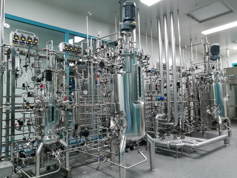 company introduction and bioreactor instruction
