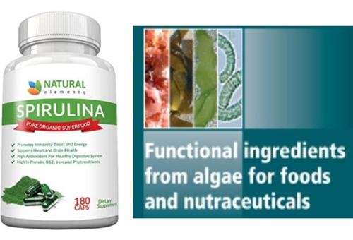 Grow spirulina, Algae ingredients, Nutrient Mist
